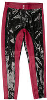 Faith Connexion Leather Python Embossed Pants w/ Tags