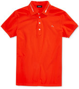 Diesel Men's T-Klark Zip-Collar Cotton Polo