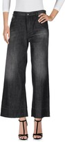 Jucca Denim pants - Item 42578658