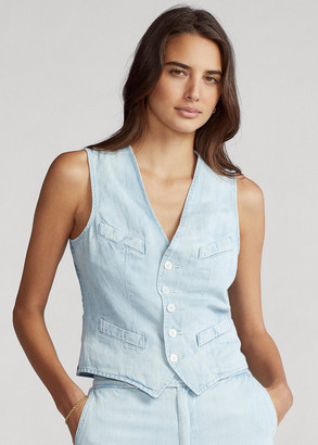 Ralph Lauren Denim Vest