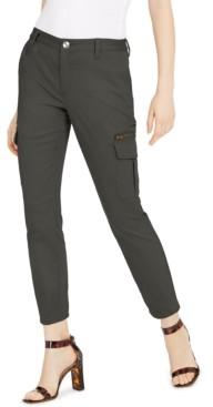 INC International Concepts Inc Petite Skinny Utility Pants, Created for Macy's