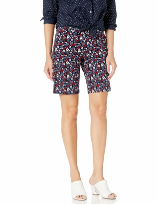 "Tommy Hilfiger Women's Hollywood 9"" Chino Short - DOT"