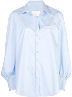 Johanna Ortiz Piped Shirt