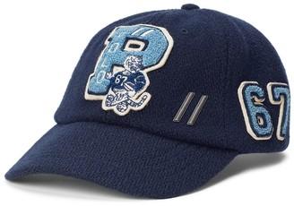 Ralph Lauren Athletic-Patch Baseball Cap