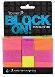 Flowery Block On! Mini Buffers - 8 ct by