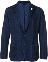 Lardini vintage-style blazer
