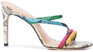 Vicenza Pairs mule sandals
