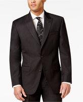 Sean John Black Texture Classic-Fit Jacket
