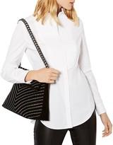 Karen Millen Tailored Tuxedo-Front Shirt