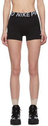 Nike Black Pro Shorts
