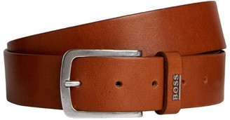 BOSS Smooth Leather Belt