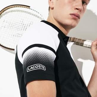 Lacoste Men's SPORT Technical Pique Tennis Polo