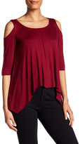 Bailey 44 Cold Shoulder Shirt