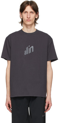 all in Black Labo T-Shirt