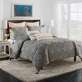Cupcakes And Cashmere Dotted Medallion Duvet Cover, King