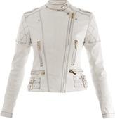 Christopher Kane J Brand X Denim biker jacket
