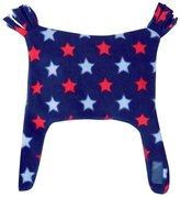 Jo-Jo JoJo Maman Bebe Polarfleece Jester Hat (Baby) - Star-0-12 Months