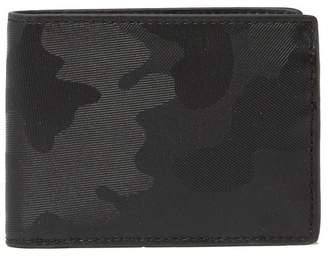 Fossil Jasper Bi-Fold Leather Wallet