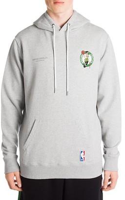 Marcelo Burlon County of Milan Celtics Shamrock Hooded Sweatshirt