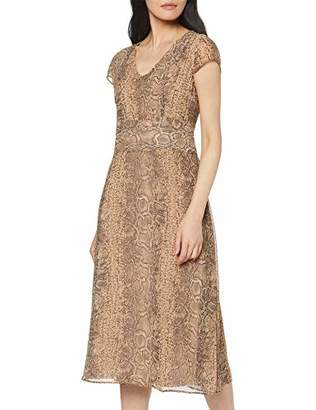 S'Oliver BLACK LABEL Women's 22.905.82.75 Dress,12 (Size: )