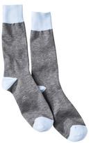 Merona Men's 1pr Dress Socks - Assorted Solid Colors
