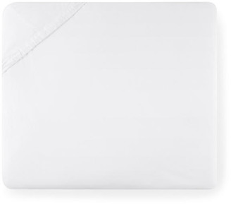 Sferra Grande Hotel Fitted Sheet - White Cal King