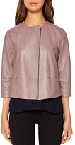 Ted Baker Rennay Leather Jacket