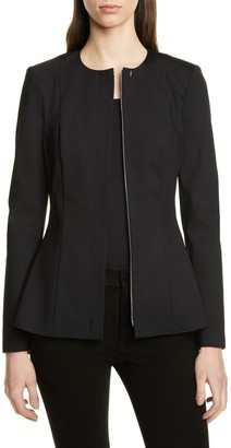 Theory Front Zip Jacket
