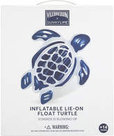 Vilebrequin Large inflatable lie-on turtle float
