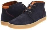 Ted Baker Zelkov (Dark Blue Suede) - Footwear
