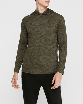 Express Soft Jersey Hooded T-Shirt