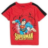 Nannette Little Boys Superman Tee
