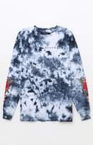 Civil Roma Roses Washed Long Sleeve T-Shirt