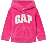 Gap Royal Fuchsia Pro Fleece Hoodie