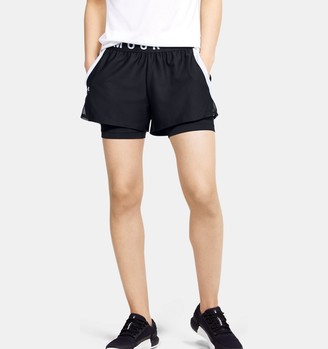 Under Armour Women's UA Play Up 2-in-1 Shorts