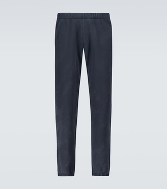 ERL Cotton-blend trackpants