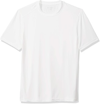 Amazon Essentials Men's Tech Stretch Short-Sleeve Performance T-Shirt