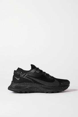Nike Pegasus Trail 2 Mesh Sneakers - Black