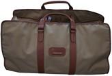 Lancel Camel Polyester Travel bags