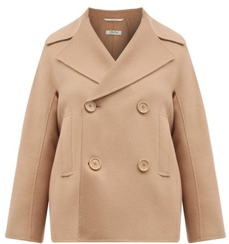 S Max Mara Connie Coat - Camel