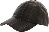 Tartan Wax Cap