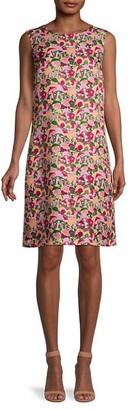 M Missoni Geometric Sleeveless Dress