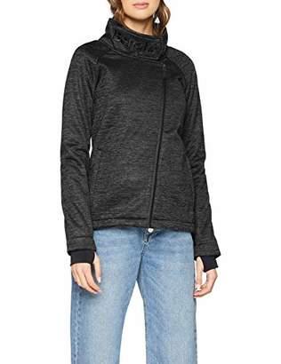 Bench Women's Bonded Funnel Jacket, (Black Beauty Bk11179), X-Small
