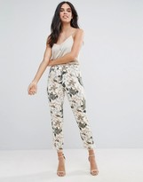 Vero Moda Printed Trousers