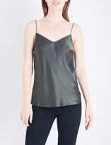 Paige Cicely silk-satin camisole