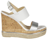 Hogan H324 Wedge Sandals