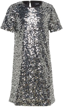 Bardot Junior Girl's Sigar Uigar Miley Sequin Shift Dress