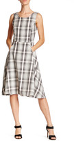 Pink Tartan Clara Plaid Dress