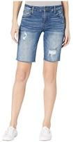 KUT from the Kloth Sophie Bermuda Shorts Five-Pockets Fray Hem (Include) Women's Shorts