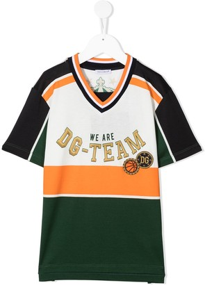 Dolce & Gabbana Kids DG Team T-shirt